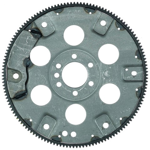 305 Chevy engine 12.85 dia. flywheel w/ weight Flexplate Flywheel for a 1986 Pontiac LeMans RWD OEM 14088765