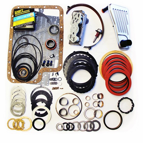 E4OD Mega Monster Transmission Complete Rebuild Kit: 1989-95
