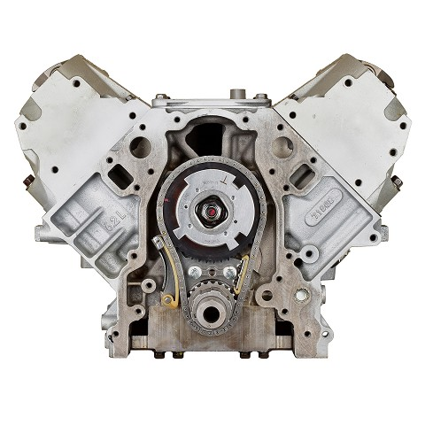 Quick Ship Engine - GM  6.2 Liter GMC Complete Applications - (Includes Oil Pan, Front Cover and Harmonic Balancer)