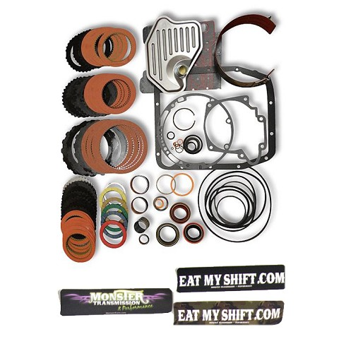 200-4R Mega Monster Transmission Complete Rebuild Kit