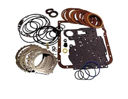 Master Rebuild Kit: 700R4 Transmission 1982-1984