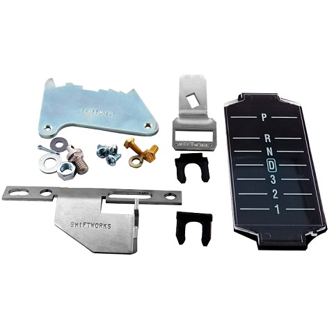 1968-1969 Camaro: Overdrive Shifter Kit