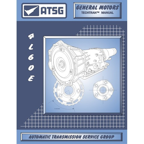 Technical Book / Manual: 4L60E Transmission 1993-UP