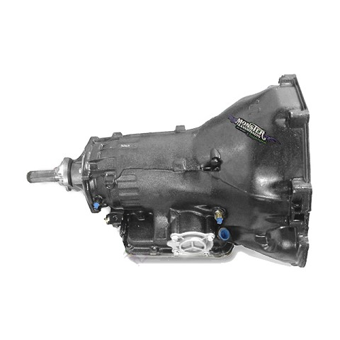 C6 Heavy Duty Performance Transmission 4WD : Big Block