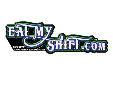 Eat My Shift Large Color Vinyl Decal