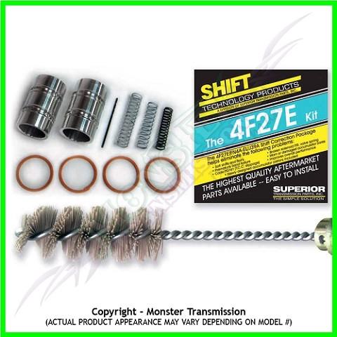 4f27e transmission performance