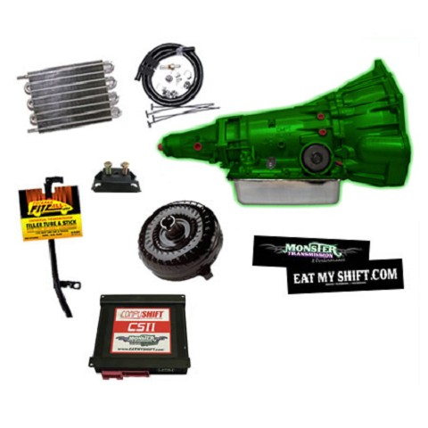 4L60E/4L65E SS Transmission Master Conversion Package 2WD, LS engines Merch