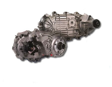 Chevy NP-246GM NEW PROCESS TRANSFER CASE, 2003-2007