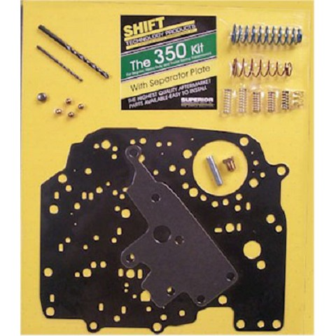 350 Kit With Separator Plate Monster Transmission Parts