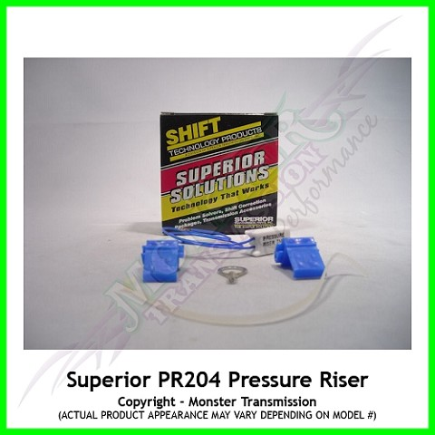 Superior | PR204 Pressure Riser Package