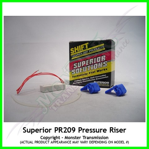 Superior | PR209 E40D Pressure Riser Package