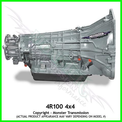 Super Duty 4R100 Transmission, Gas 4WD