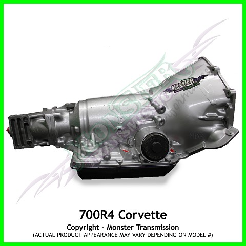 Gm 700r4 Transmission >> Corvette 700r4 Transmission Heavy Duty 2wd 700r4 Transmission