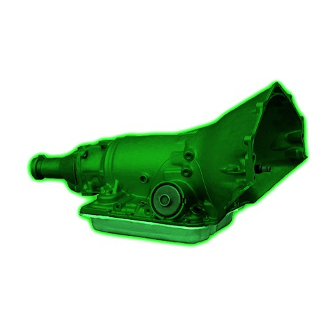 700R4 Monster Transmission Mild Remanufactured 2WD