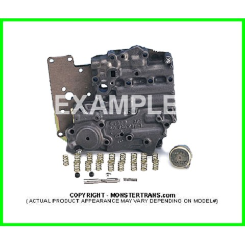 200-4R Reverse Full Manual Valve Body