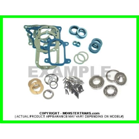 GM NP-205 TRANSFER CASE MASTER REBUILD KIT 6307N Input Bearing