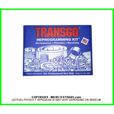 TransGo Shift Kit/Full Manual: 4L60E Transmission 1993-05
