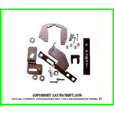 1977-1981 Corvette: Overdrive Shifter Kit