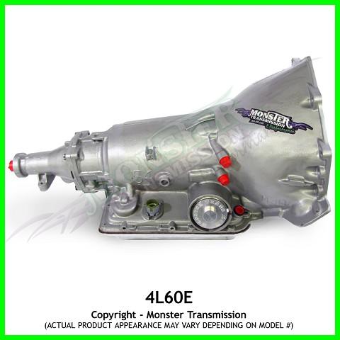 4l60e transmission xtreme performance race transmission 1pc case 2wd,  racing 4l60e, new 4l60e