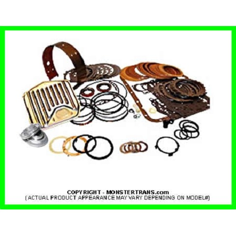 Deluxe Rebuild Kit: 700R4 Transmission 1982-1984