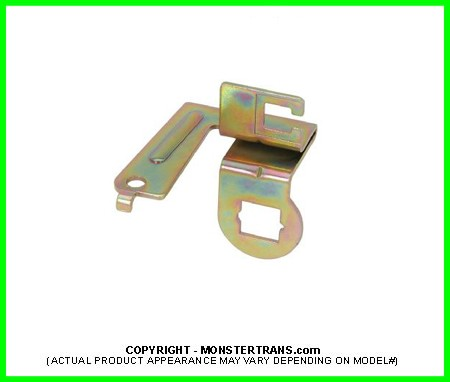 TV Cable Bracket for Holley Carburetor - GM 4L60, 200C, 200-4R & Ford AOD