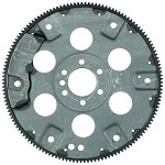 350 Chevy engine 12.85 dia. flywheel w/ weight Flexplate Flywheel for a 1989 Pontiac LeMans RWD OEM 14088765