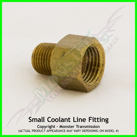 Ford Small Coolant Fittings