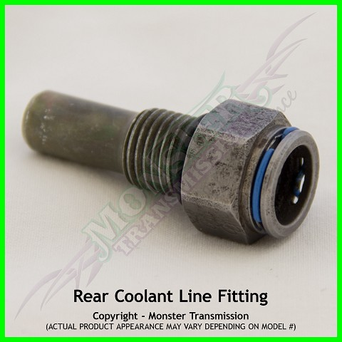 Chevrolet Rear Coolant Line Fitting