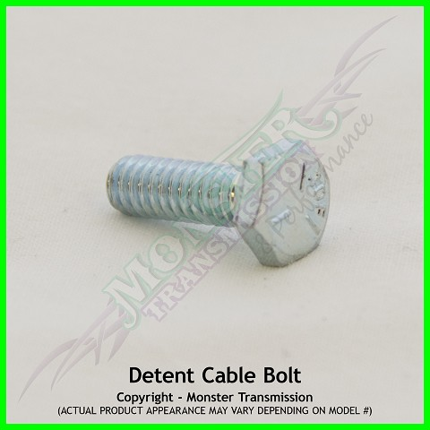 Chevrolet Detent Cable Bolt