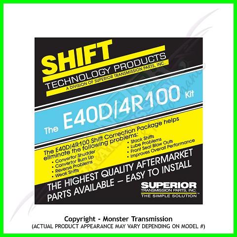 Superior | E4OD / 4R100 Kit
